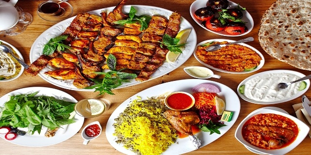Top 10 Iranian Food You Must Not Miss in Iran