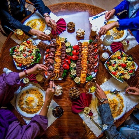 Best Persian dishes