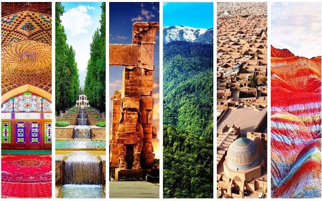 20 Best Places to Visit in Iran