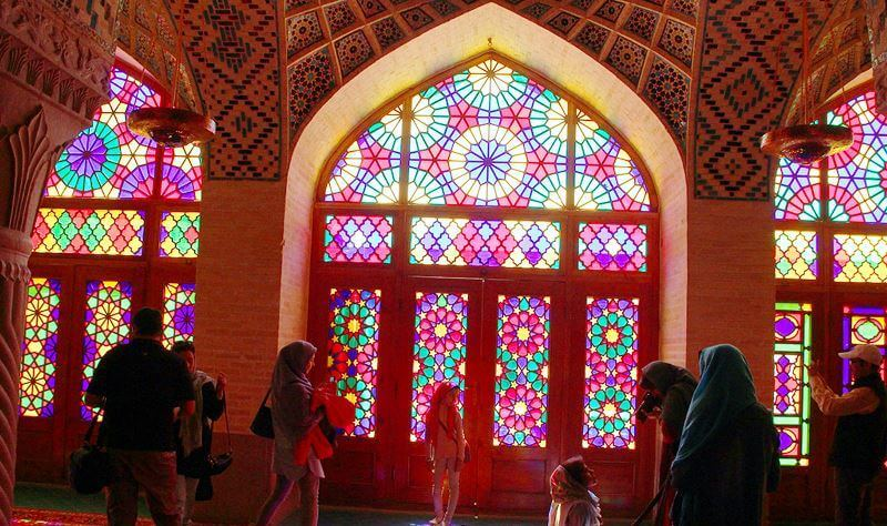 Pink Mosque