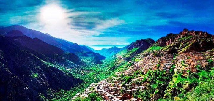 Hawraman in Iran, Visiting the Stunning Kurdish Heaven Cover