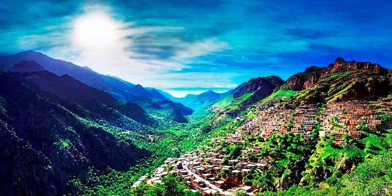 Hawraman in Iran, Visiting the Stunning Kurdish Heaven