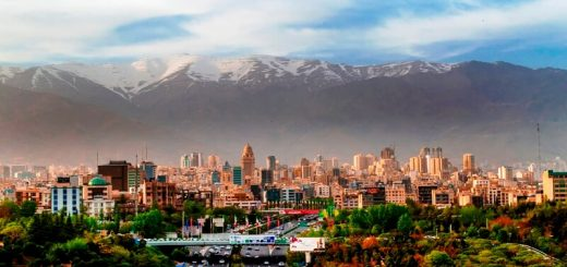 Best Places to Visit in Tehran