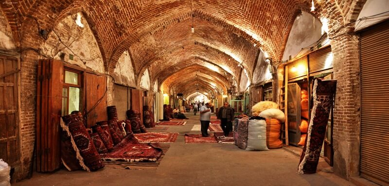 Top 10 Traditional Bazaars in Iran for Tourists