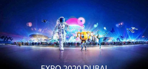 Visiting Iran During Dubai Expo 2020 Cover