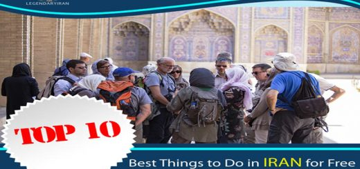 Top 10 Free Things to Do in Iran Cover